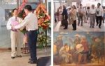 Triển lãm mỹ thuật đương đại 5 trường Đại học Mỹ thuật Việt Nam - Thái Lan