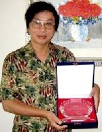 Đạo diễn Đặng Nhật Minh: chân dung của một người yêu nước mình.