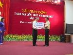Bia Huế ủng hộ Quỹ vì người nghèo TT Huế 330 triệu đồng