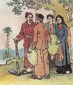Trước đèn xem truyện Trầu cau