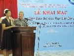 """Khai mạc dự án """"Sáng kiến giáo dục vì sự phát triển bền vững"""" ở Việt Nam."""