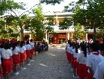 Trường THCS Thống Nhất khai giảng năm học mới