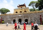 Bàn giao Khu Trung tâm Hoàng Thành Thăng Long cho UBND thành phố Hà Nội