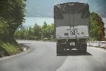 Cần kẻ vạch tim đường đèo Phú Gia và đường dẫn hầm Hải Vân