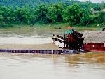 Xây dựng mô hình khai thác cát tập trung trên sông Bồ