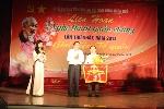Trao giải Liên hoan NTQC Khối Thi đua Văn hóa Xã hội tỉnh TT- Huế năm 2013