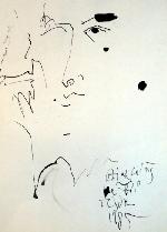 Trong hội họa, Đinh Cường là thi sĩ của hoài niệm