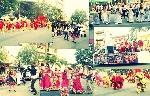 Nhộn nhịp lễ hội đường phố