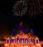 Đêm khai mạc festival Huế 2014: ấn tượng và công phu