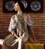 Nghệ thuật pháp lam qua các mẫu trang sức  của nhà thiết kế Minh Hạnh tại Festival Huế 2014