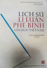 Lịch sử lí luận phê bình văn học Việt Nam(*)