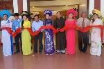 Triển lãm bộ tranh lễ phục triều Nguyễn