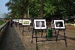 180 bức ảnh  triển lãm bên bờ sông Hương