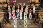 600 mẫu áo dài của 18 Nhà thiết kế tham gia Lễ hội Áo dài Festival 2014
