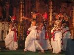 Múa dân gian Srilanka có mặt tại Festival Huế 2014