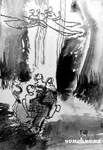 Đêm rừng lạnh