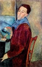 Modigliani, người họa sĩ lẫy lừng bi thảm nhất thế kỷ hai mươi