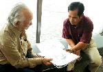 Họa sĩ Huỳnh Phương Đông: Vẽ cả cuộc đời