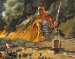 Thanh gươm và bức tượng bằng vàng