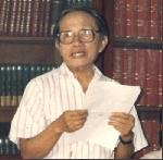 Tự sự nhỏ về một người thầy lớn - giáo sư Lê Đình Kỵ