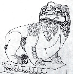 Sư tử trong mỹ thuật Đại Việt khác gì với sư tử đá Trung Quốc?