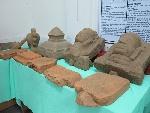 Giới thiệu những cổ vật Chăm khai quật tại khu di tích Quá Giáng