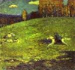 Mặt phẳng trong tác phẩm hội họa hiện đại chủ nghĩa