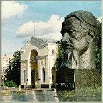 Kurchatov- nhà vật lý Xô Viết vĩ đại.