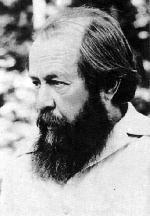 Aleksandr Solzhenitsyn, một nhà văn lớn của văn học Nga thế kỷ XX