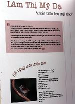 Hình ảnh trái tim trong thơ Lâm Thị Mỹ Dạ