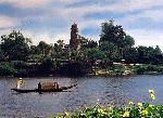 Sông Hương - tặng phẩm của thiên nhiên xứ Huế