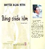 """Ra mắt tập truyện ngắn """"Bóng chiều hôm"""" của Nguyễn Đặng Mừng"""