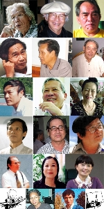 Giới thiệu các tác giả thuộc chi hội nhà văn Việt Nam tại Thừa Thiên Huế