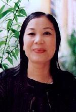 Nhà thơ Lâm Thị Mỹ Dạ