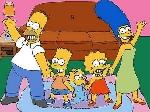 Gia đình Simpsons lên tem