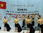 Tưng bừng Ngày hội văn hóa các dân tộc Việt Nam