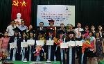 8 sinh viên được nhận bằng Cử nhân quốc gia của Đại học Rennes 1, Cộng hòa Pháp