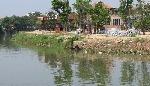 Thừa Thiên - Huế: Tạm dừng thi công Công viên cây xanh dọc bờ sông An Cựu