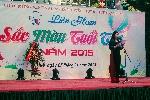 Thiếu nhi thành phố Huế tưng bừng liên hoan văn nghệ chào mừng Festival làng nghề truyền thống 2015