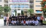 Giao lưu với Đoàn sinh viên Trường Đại học Quản lý Singapore