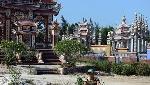 Tận thấy 'thành phố tâm linh' với những lăng mộ hoành tráng