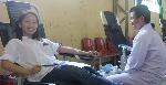 Chương trình Giọt hồng khởi nghiệp năm 2015 tại trường CĐ Công nghiệp Huế