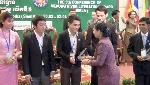 Hai nhà văn Việt được vinh danh ở hội nghị văn học sông Mekong