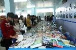 """Triển lãm hơn 5.000 đầu sách """"Thiêng liêng biển đảo Việt Nam"""""""