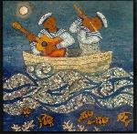 Tình yêu biển đảo trong âm nhạc và mỹ thuật Bình Dương