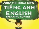 """Cuộc thi hùng biện tiếng Anh """"English Speaking Contest 2015"""""""