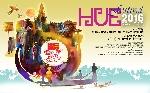 "Hai đoàn nghệ thuật ""Compagnie pas Terre"" và ban nhạc ""Fuzeta"" tham gia biểu diễn tại Festival Huế 2016."