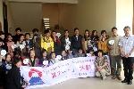Sinh viên Huế giao lưu với giáo viên Nhật Bản