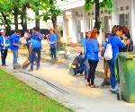 Hội sinh viên và tổ Y tế trường Đại học Khoa học Huế ký cam kết phòng chống virus Zika
