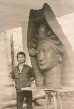 Điêu khắc gia Lê Thành Nhơn: VŨ ĐIỆU MIỀN TÂM LINH